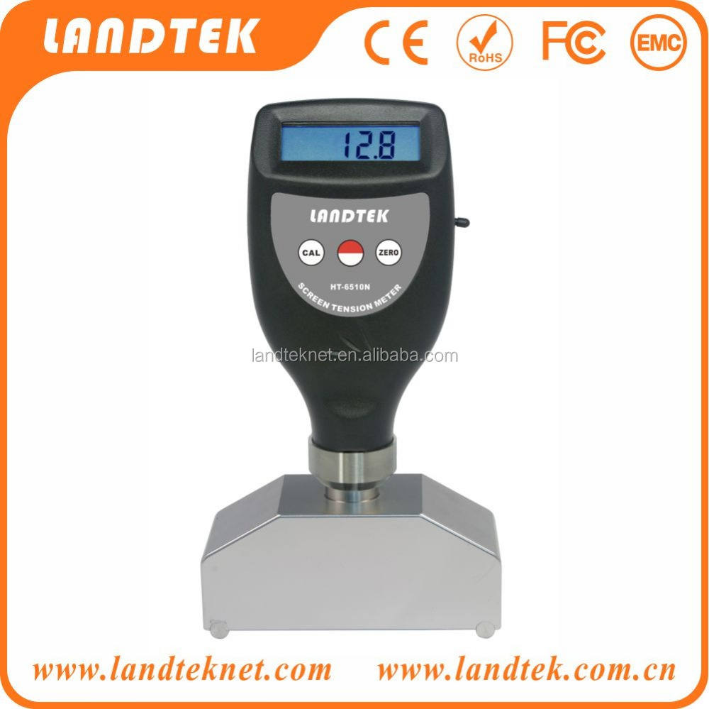 Digital Screen Printing Tension Meter HT-6510N 0~60 N/cm