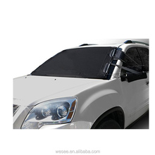 Automatic car sun shade/car windshield snow cover
