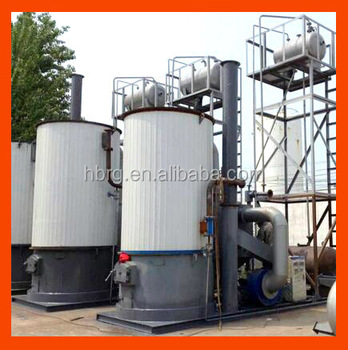 Industrial Heating System Thermal Oil Boiler for Heaters
