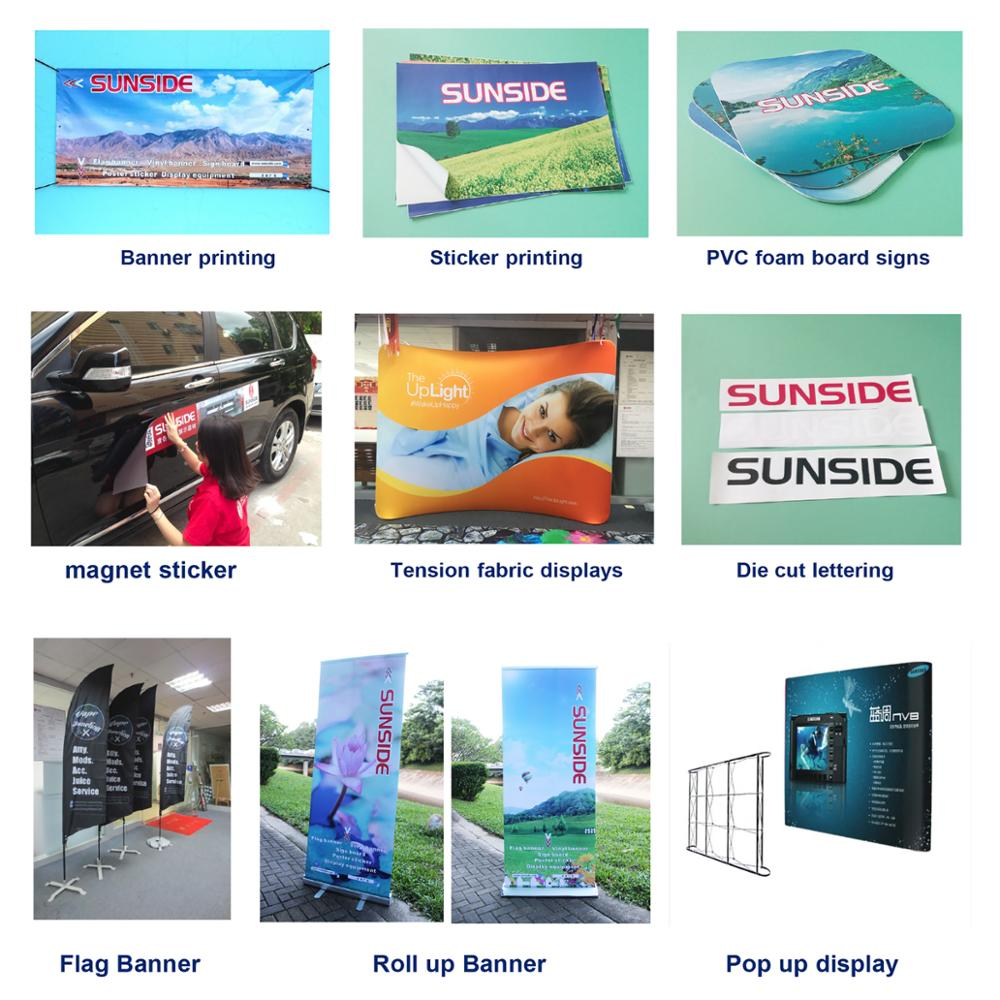 Commercial Digital Printing PVC Mesh Fabric Banner