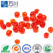 Lastest Style Faceted Crystal Glass Beads Sell In Bulk / diamond glass beads , buying glass bead / glass bead