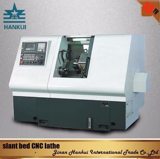 Diamond cut wheel machines CK-80L slant bed cnc lathe