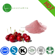 Best price natural cherry plant extract fruit drinks powder