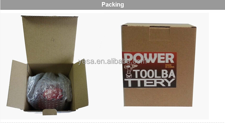 Supplying quality aftermarket 24V 3.3Ah Ni-MH power tool battery for Atlas Copco 24V Cordless drill