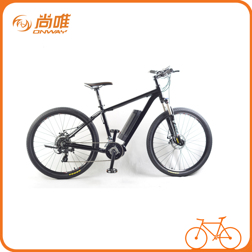 2016 new high performance mid drive motor electric bike china