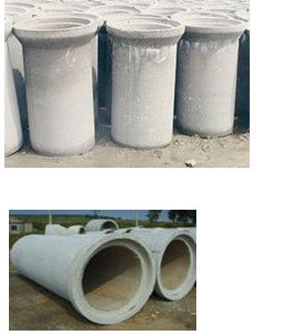 concrete lined pipe/tube making machine
