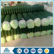 High quality 6ft galvanized used chain link fence panels