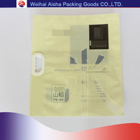 New Products Chinese Packaging Basmati Rice Plastic Bags With Durable Handle