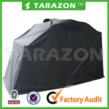 Universal waterproof motorcycle folding outdoor cover