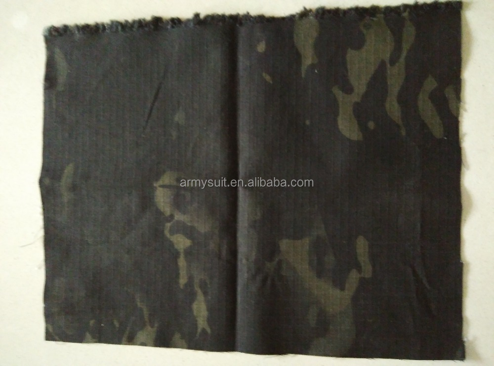 multicam black camouflage fabric,camouflage fabric