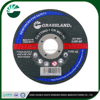 "4 1/2"" new abrasive cutting disk 2015"