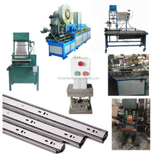 Drawer Slide Roll Forming Making Machine Made In China