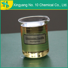 fire retardant material chlorinated paraffin for mesh fabric and wallpaper prices