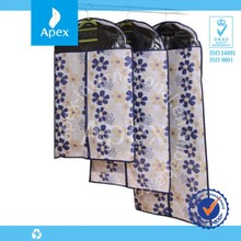 Eco-friendly Non Woven custom garment bags wholesale