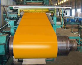 anti-scratch prepainted galvanized steel coil