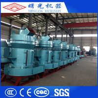 China famous factory low noise raymond mill for limestone