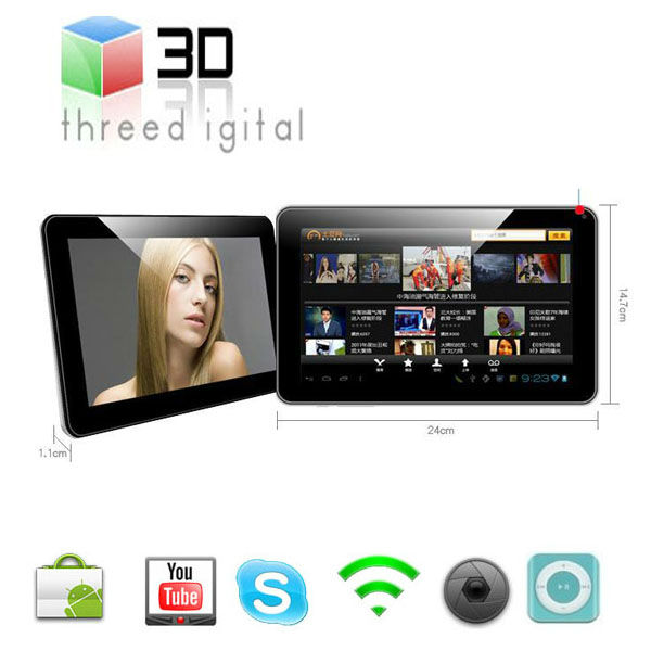 wholesale china import 9 inch Capacitive Touch Screen Android 4.0 Tablet PC with allwinner a13 512MB RAM 8GB laptop