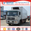 2016 Hot Selling Dongfeng 4X2 10Ton truck refrigeration truck for sale