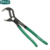 LAOA Hand tools 10inch  pliers water pump plier,Large openings crimping pliers