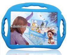 "2014 New Designed Three Handles Kids Tablet Case, Rugged Children's 7"" Tablet Case With Stand,Cute Student Tablet Cover Case"