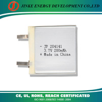 2016 new products 3.7v lithium ion battery 1kwh rechargeable polymer battery