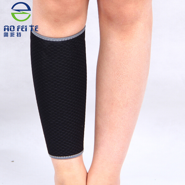 New Brand Compression Leg Sleeves Braces Support Calf Shin Splint Unisex Stockings