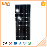 New design China factory cheap price high efficiency solar power monocrystalline 150w solar panels