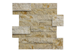 The Best and Cheapest natural split octagon paving stone stacked