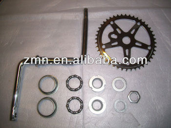 Wide crank pedal kit of gas bike engine kit/ bike engine kit