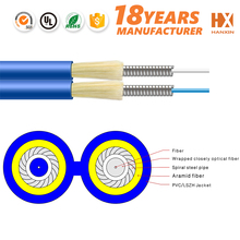 2 core data communication indoor fiber optic cable