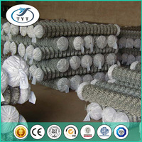 0.83mm electro galvanized iron wire fence