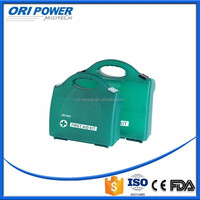 OP New Product DIN13157 Germany CE FDA approved wholesale oem promotional emergency pp handy plastic first aid kit box