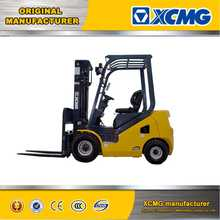 XCMG 1.5 ton 1500kg chinese engine diesel forklift truck with cheap price