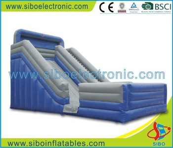 GMIF-5425 outdoor inflatable christmas action air water slide water game inflatable