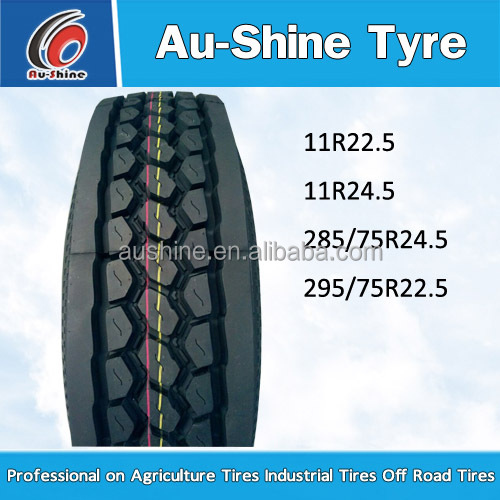 China Tire Manufacturer ANNAITE Truck Tyre 11R24.5