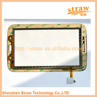 New Products Radio Monitor Capacitive 6.0 Inch Touch Screen Touch Panel Straw1110001