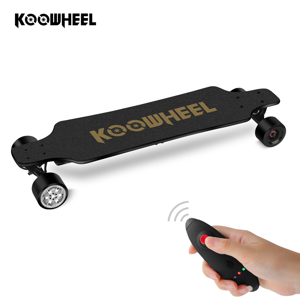 Koowheel Battery Operated Motorised Electric Skateboard for Sale Exported to Australia