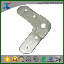 Alibaba Sign in metal table mounting decorative flat corner brace for wood