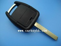 Novel Item &Promotion Opel 2 buttons remote key shell for radio opel astra