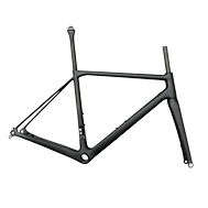 SERAPH BIKE BB68 BSA BB30 Carbon Disc Cyclocross Bike Frame CX Bicycle Frameset Tantan factory