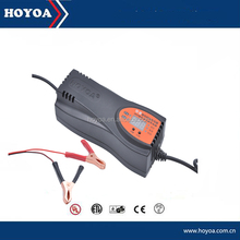 Car Motor Truck Volt Sealed Lead Acid Rechargeable Battery Charger 13.5V 4A