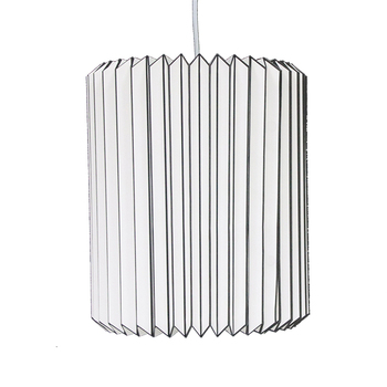 100% Brand New Handmade Lampshade Origami Light Cover , Ceiling Lampshade