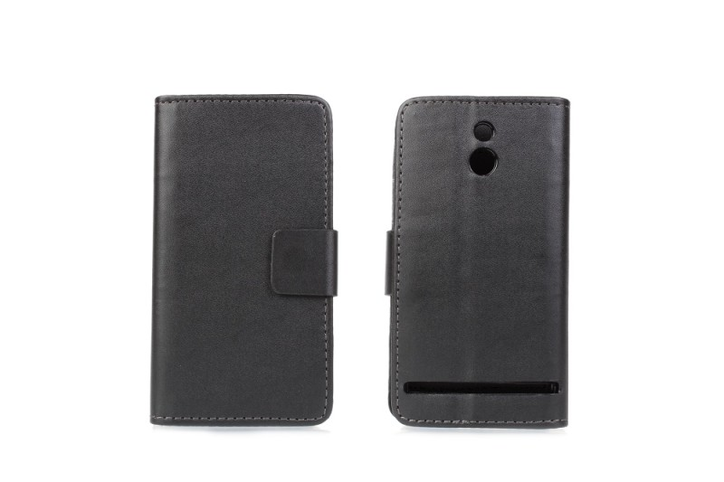 Stand wallet leather case for sony xperia p lt22i