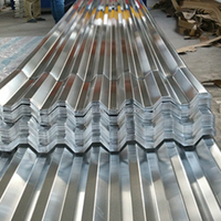 Hot sale cheap metal Corrugated Aluminum Roofing Sheet Zinc Roof Aluminium Sheet price per kg