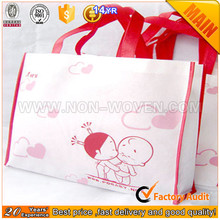 Low Cost Non woven cloth Fabric shopping bag