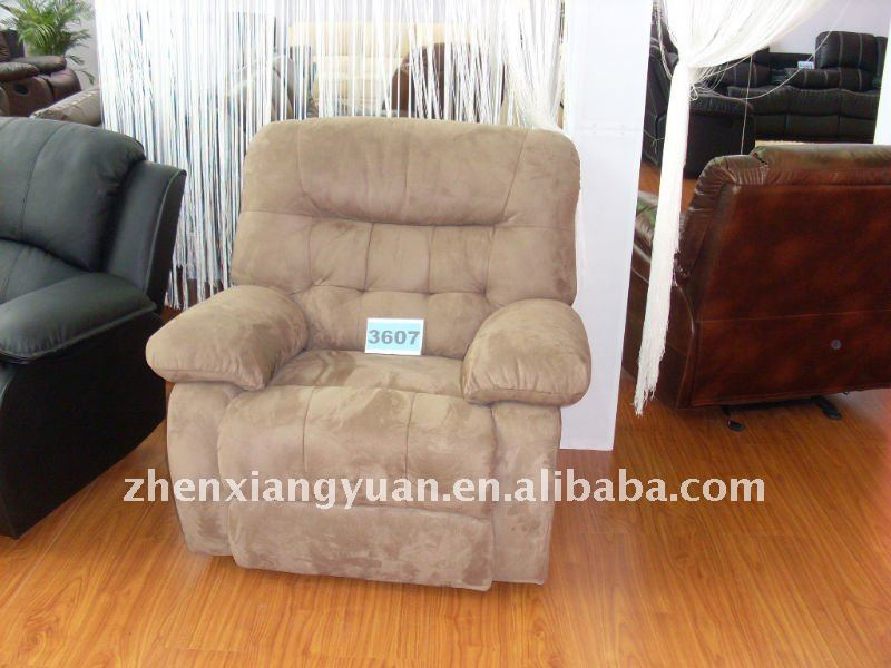 Recliner Glider fabric Chair