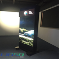 outdoor led full color display screen shopping mall cusom led display