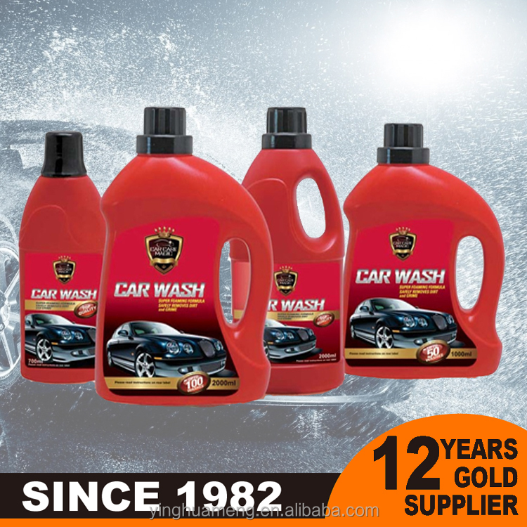 OEM Car Wash Shampoo, Car Cleaning Tablets