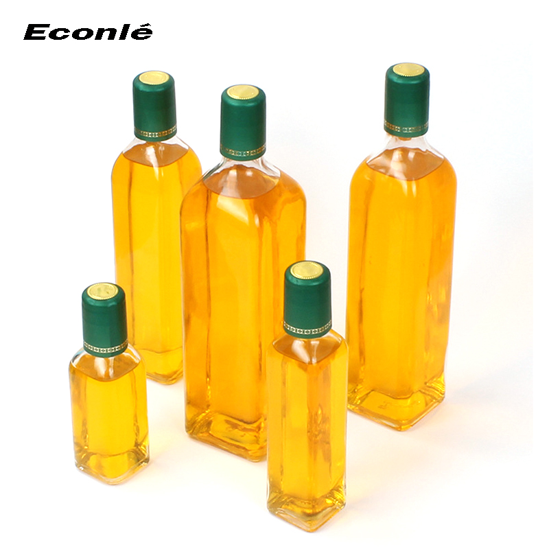 Wholesale 100ml 250 ml 500 ml 750 ml 1000 ml olive oil glass bottle