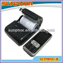 Hot! Bluetooth Mobile Thermal Printer for Java,Android,Blackberry,Windows mobile,SUP58M1-B